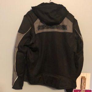 NWT men's 3-in-1 Harley Davidson jacket